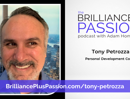 Tony Petrozza – Personal Development Coach